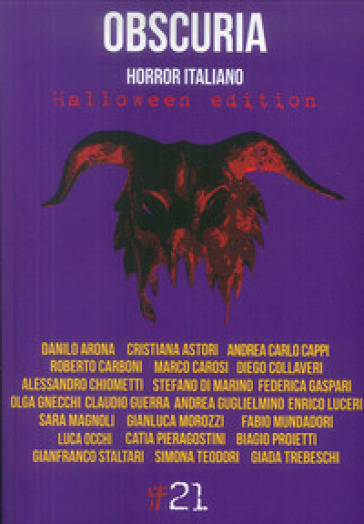 Obscuria. Horror italiano. Halloween edition