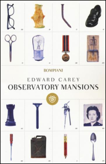 Observatory Mansions - Edward Carey |