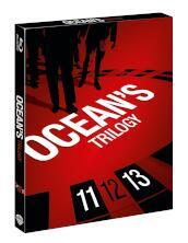 Ocean s trilogy (3 Blu-Ray)