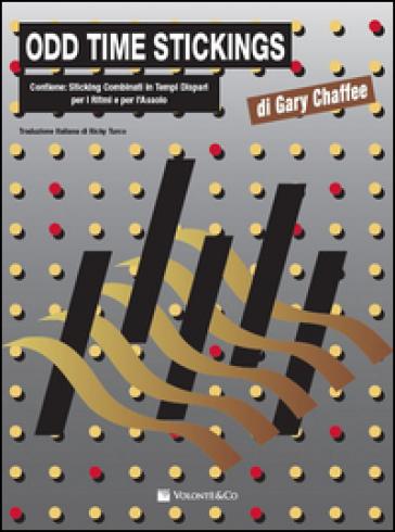 Odd time stickings - Gary Chaffee | Rochesterscifianimecon.com