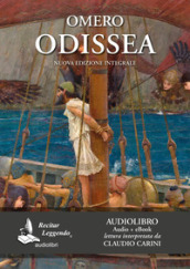 Odissea. Audiolibro. CD Audio formato MP3. Ediz. integrale