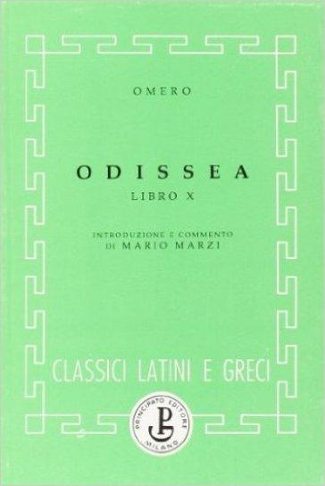 Odissea. Libro 10º: Il canto di Eolo - Omero   Kritjur.org
