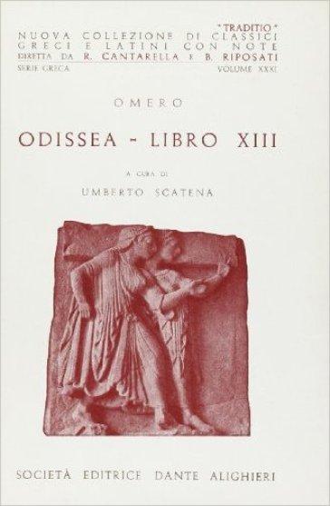 Odissea. Libro 13º - Omero | Kritjur.org