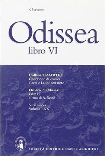 Odissea. Libro 6º - Omero | Kritjur.org