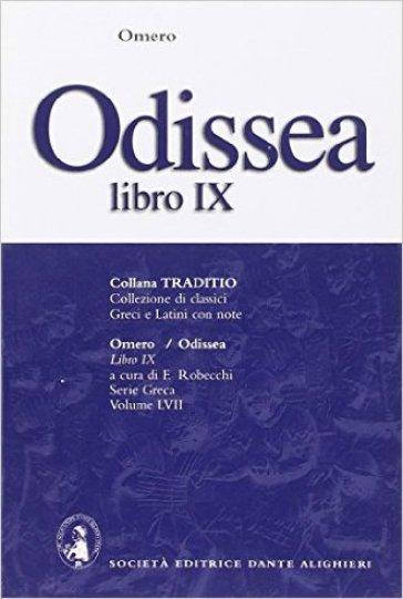 Odissea. Libro 9º - Omero   Kritjur.org