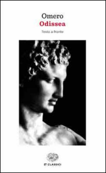 Odissea. Testo greco a fronte - Omero |
