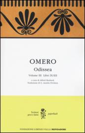 Odissea. Testo greco a fronte. 3.Libri IX-XII
