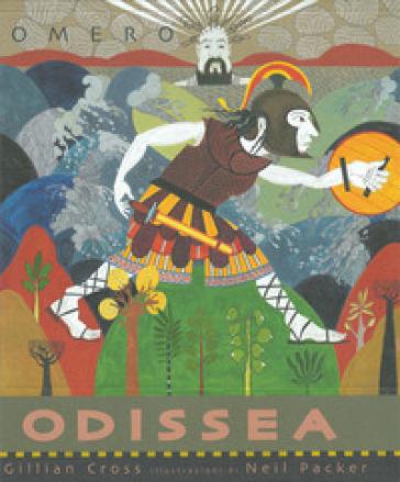 Odissea di Omero. Ediz. a colori - Gillian Cross | Jonathanterrington.com