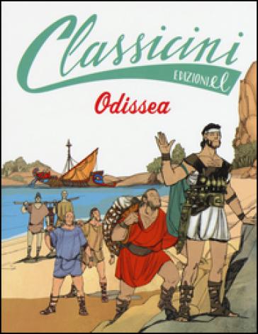 Odissea di Omero - Pierdomenico Baccalario (P.D. Bach) pdf epub