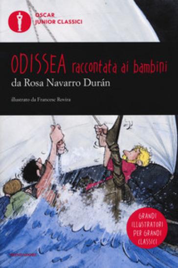 Odissea raccontata ai bambini - Rosa Navarro Duran |