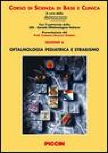 Oftalmologia pediatrica e strabismo - Louis B. Cantor |