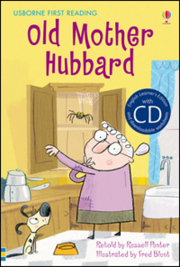 Old Mother Hubbard. Con CD