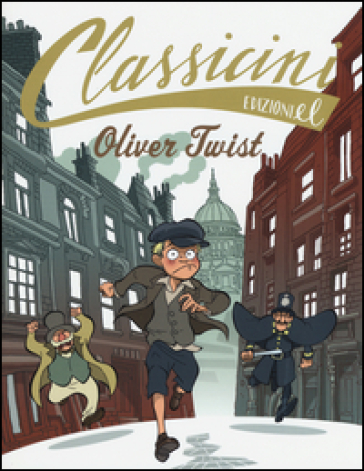 Oliver Twist di Charles Dickens