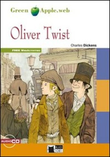 Oliver Twist. Con CD Audio