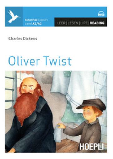 Oliver Twist. Con File audio per il download - Charles Dickens | Thecosgala.com
