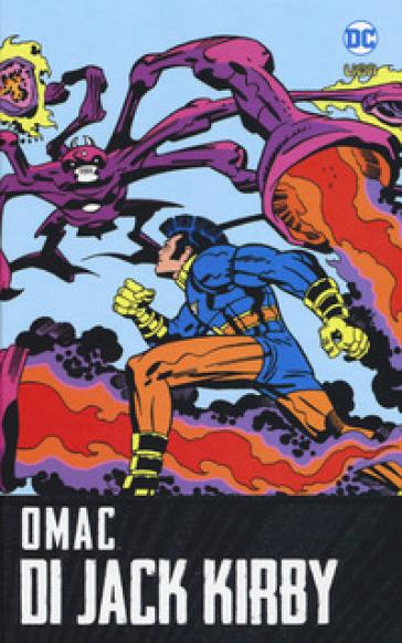 Omac - Jack Kirby |
