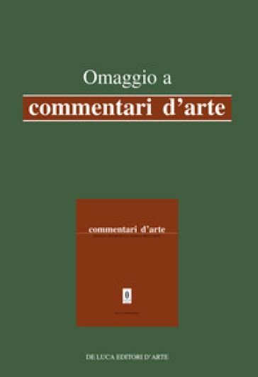 Omaggio a commentari d'arte - C. Zappia  