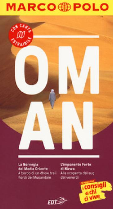 Oman. Con atlante stradale - Jobst Krumpeter |