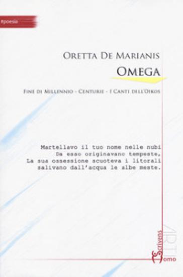 Omega - Oretta De Marianis |