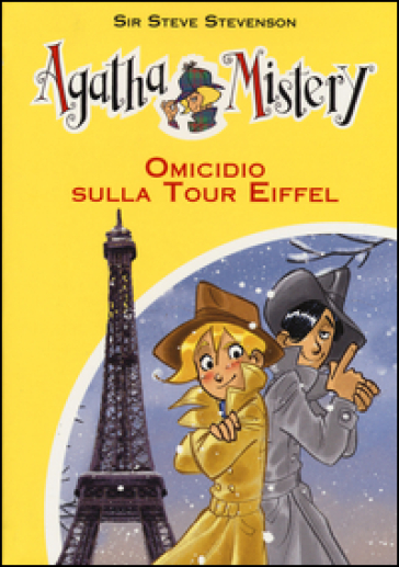 Omicidio sulla tour Eiffel - Sir Steve Stevenson |