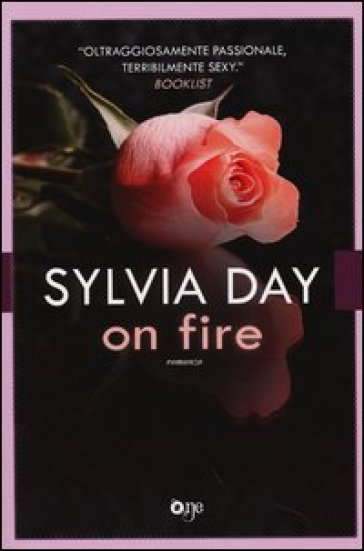 On fire - Sylvia Day |