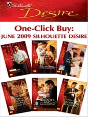One-Click Buy: June 2009 Silhouette Desire