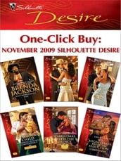 One-Click Buy: November 2009 Silhouette Desire