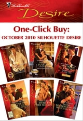 One-Click Buy: October 2010 Silhouette Desire