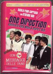 One Direction - Complete fans book & more (2 DVD)(+libro)