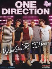 One Direction - NeVerGiveuP: 1D4ever (DVD)(+booklet)