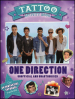 One Direction. Tattoo activity book. Unofficial and unauthorised