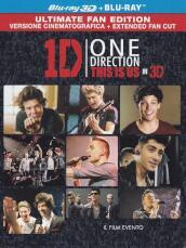 One Direction - This Is Us (Blu-Ray 3D+Blu-Ray)
