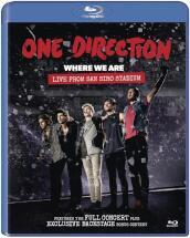 One Direction - Where we are - Live from San Siro Stadium (Blu-Ray)(+booklet)