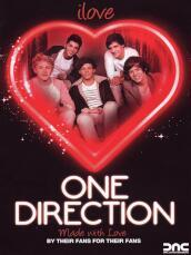 One Direction - I love One Direction (DVD)