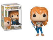 One Piece -Series 2- Pop Funko Vinyl Figure 328 Nami 9Cm
