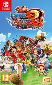 One Piece Unlimited World Red Deluxe Ed.