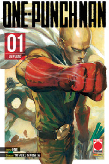 One-Punch Man. 1.