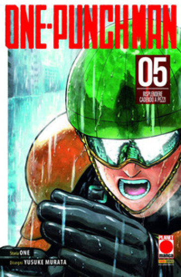 One-Punch Man. 5.
