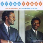 One dozen berrys/chuck berry is on top