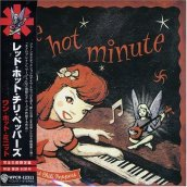 One hot minute -jap card-