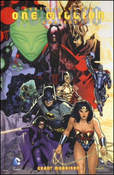 One million. Justice League. 1. - Grant Morrison |