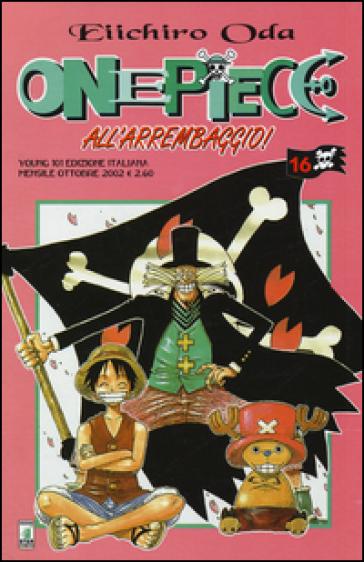 One piece. 16. - Eiichiro Oda  