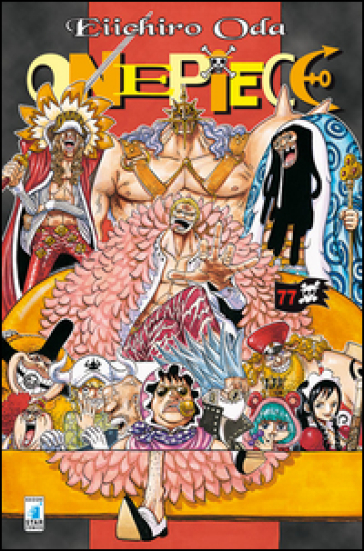 One piece. 77. - Eiichiro Oda pdf epub