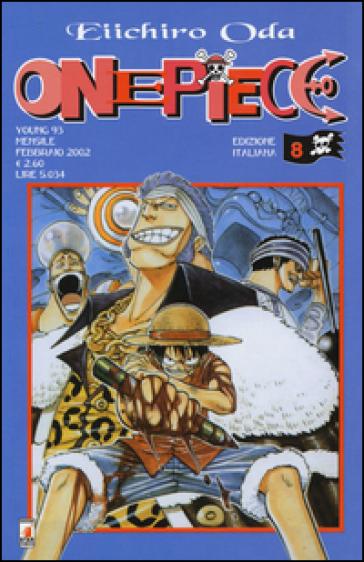 One piece. 8. - Eiichiro Oda | Jonathanterrington.com