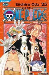 One piece. New edition. 25.