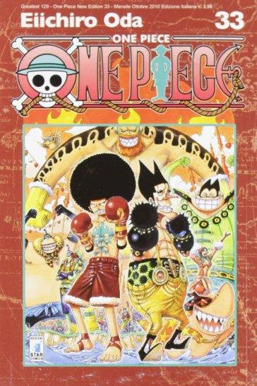 One piece. New edition. 33. - Eiichiro Oda   Rochesterscifianimecon.com