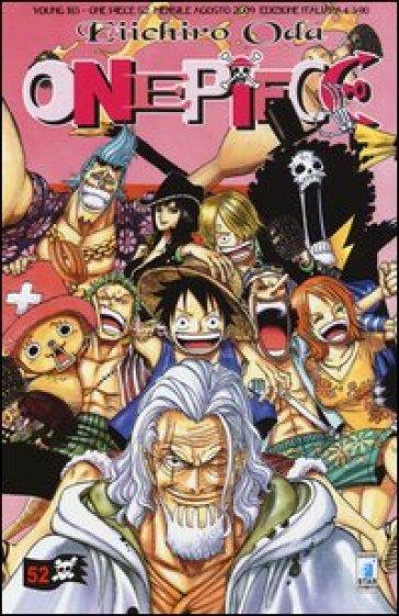 One piece. New edition. 52. - Eiichiro Oda |