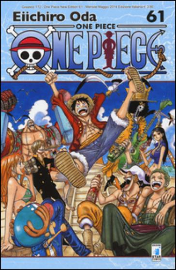 One piece. New edition. 61. - Eiichiro Oda |