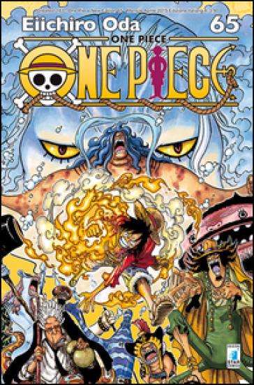 One piece. New edition. 65. - Eiichiro Oda | Rochesterscifianimecon.com