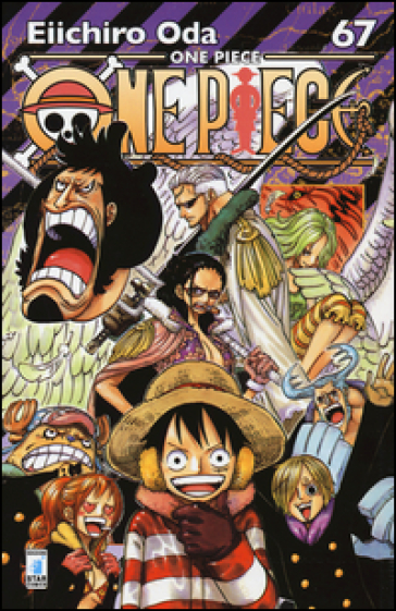 One piece. New edition. 67. - Eiichiro Oda   Thecosgala.com
